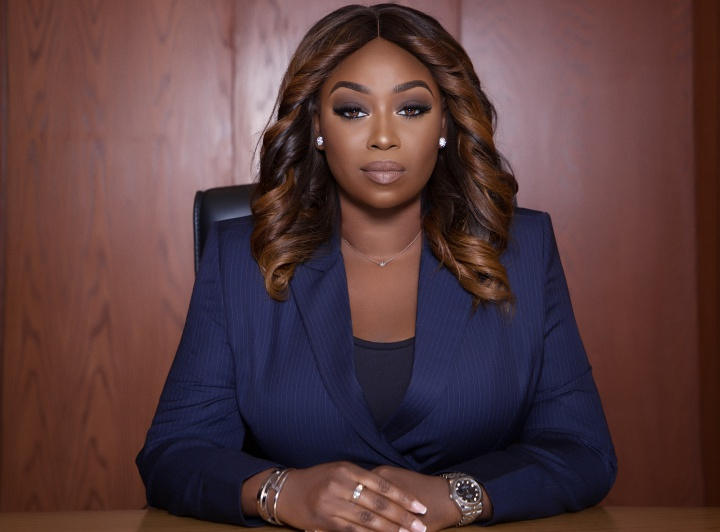 Peace Hyde shortlisted for the Exquisite Lady of the Year (ELOY) Awards.