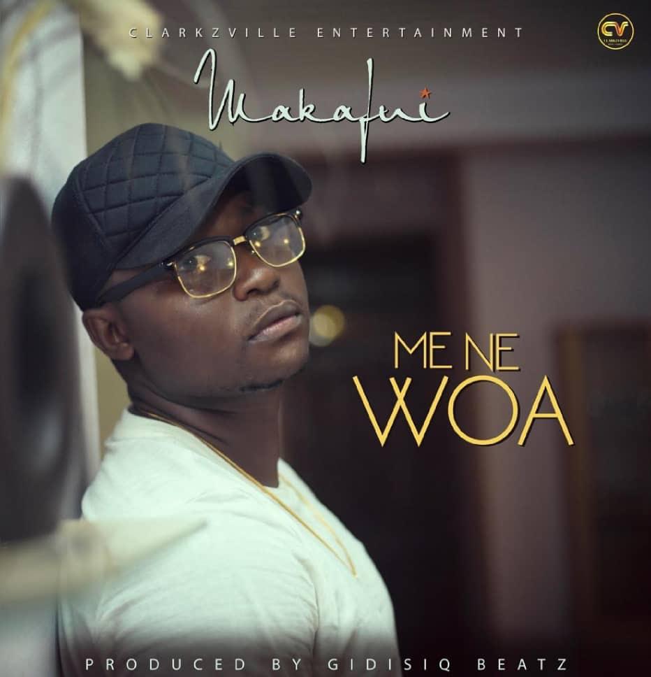"Listen UP: Makafui – ""Me Ne Woa"""