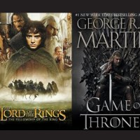 Major Influences #7: Hobbits, White Walkers, War Wizards, and a Circle of Magic