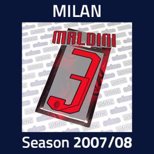 2007/08 Milan