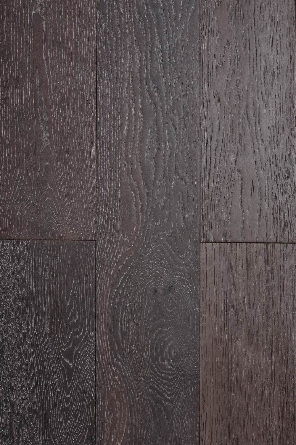 UV Lacquer Black Forest 5/8 in. Thick x 7 in. Wide x Varying Length Floating Engineered European Oak Hardwood Flooring (21.63 sq. ft. / box) - 810001960056