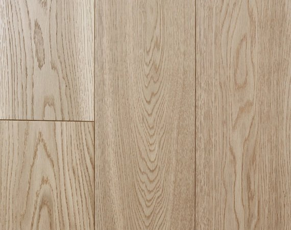 UV Lacquer Modena 5/8 in. Thick x 7-1/2 in. Wide x Varying Length Floating Engineered European Oak Hardwood Flooring (22.72 sq. ft. / box) - 810001960216