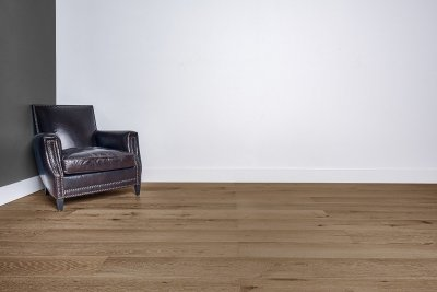 Genoa flooring, wall and chair