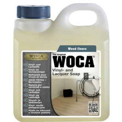 WOCA vinyl and lacquer soap
