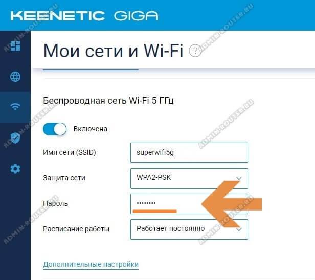 5 GHz sans fil béentique