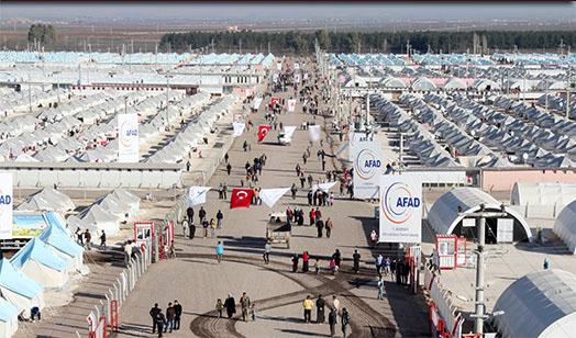 AFAD camp allegedly built on Armenian massacre site