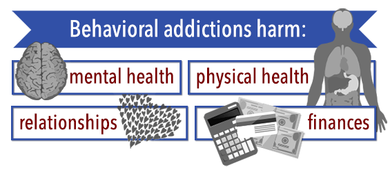 behavioral health and harms