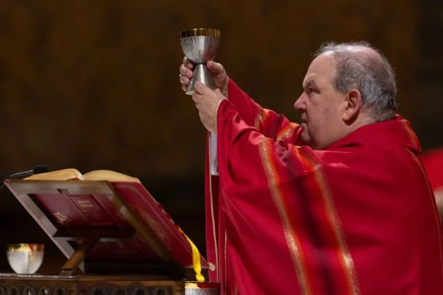 Archbishop Bernard Hebda of St. Paul-Minneapolis. Daniel Ibanez/CNA