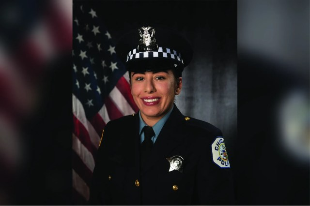 Chicago police officer Ella French / Courtesy of Chicago Police Department