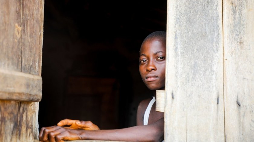 The hunger situation in Sierra Leone is classified as alarming according to the latest Global Hunger Index. Every fifth person is undernourished and half of the population faces food insecurity several months per year. Photo: Jennifer Nolan / Concern Worldwide.