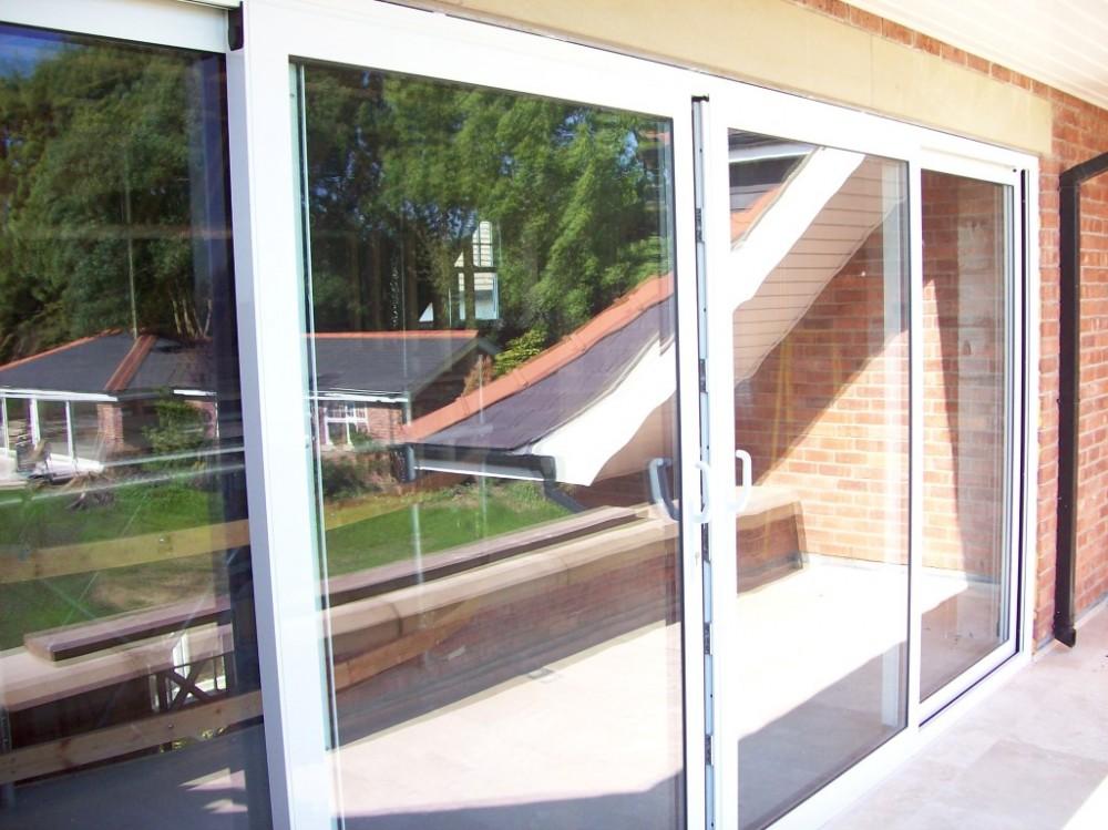 sliding patio french doors