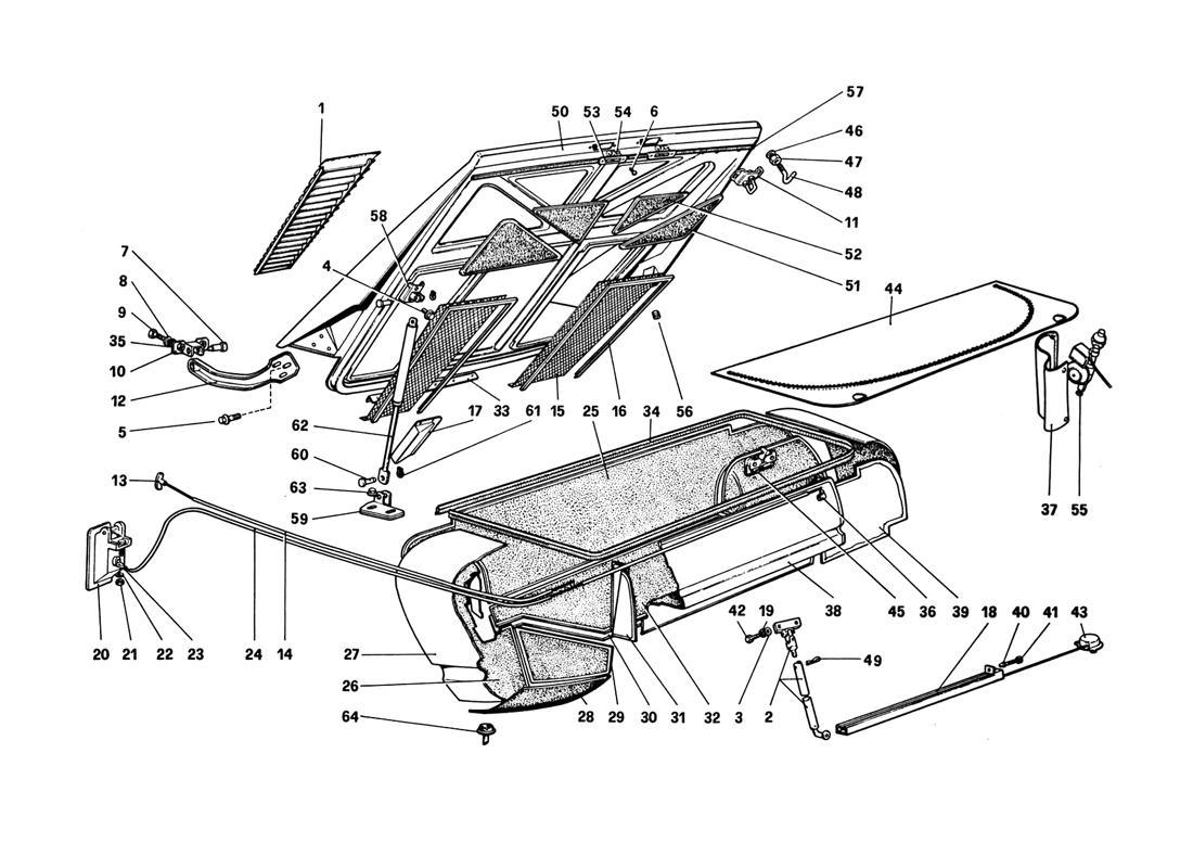 Ferrari 308 Gtb Front Suspension Wishbones Diagram