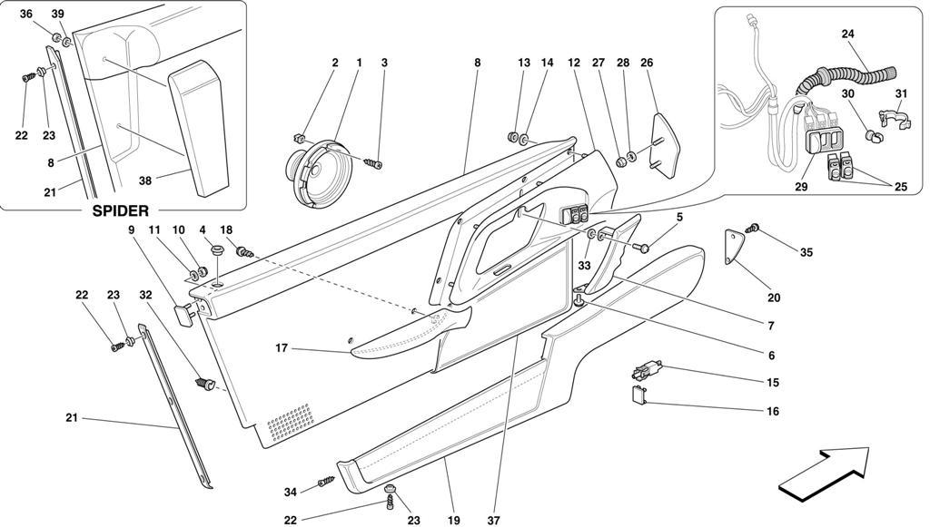 Ferrari 355 Wiring Diagram