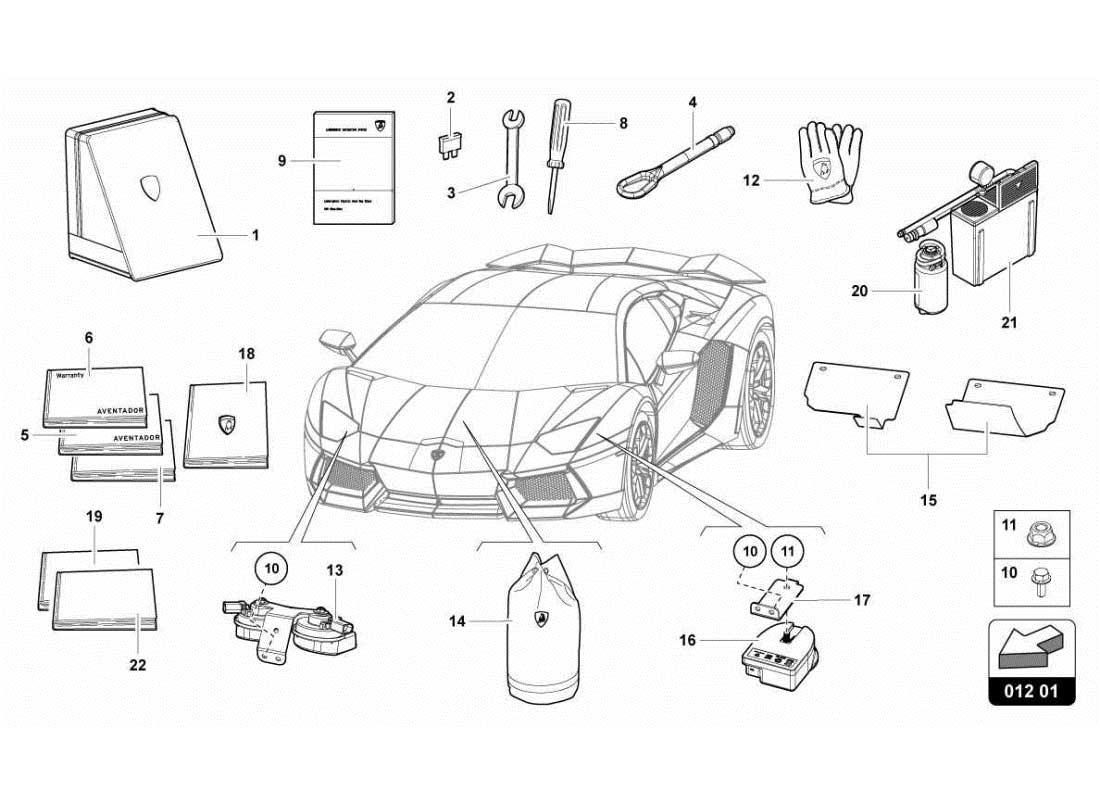 Diagram Draw Lamborghini Aventador Lamborghini Auto