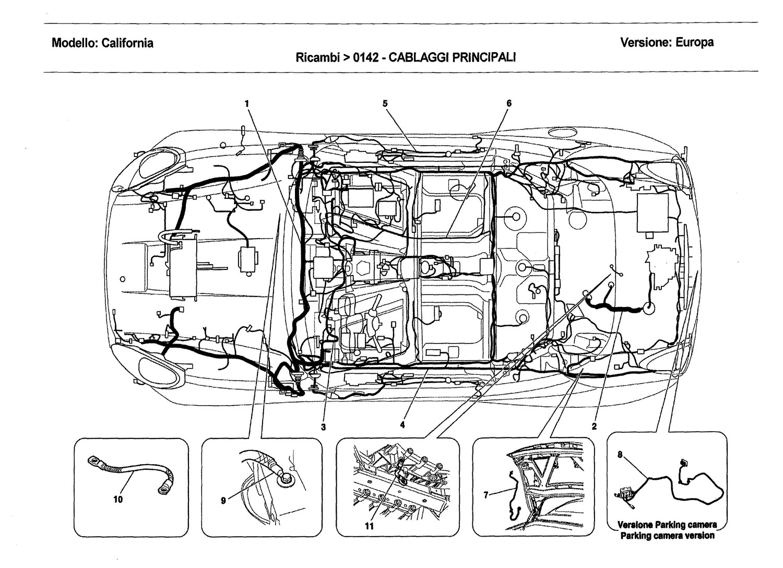 Ferrari California Engine Diagrams Ferrari Auto Wiring