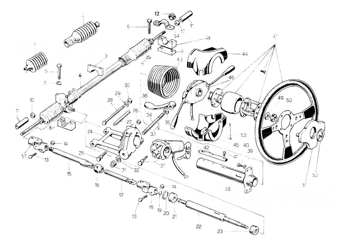 Lamborghini Jalpa Wiring Diagram