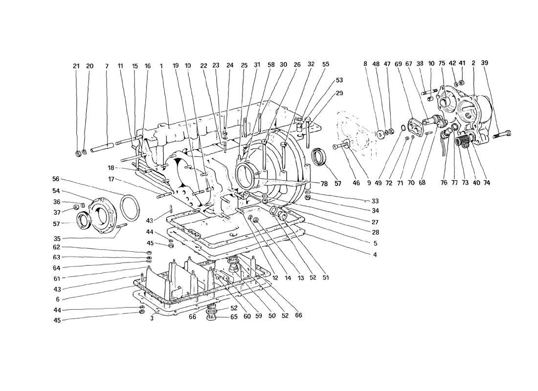 Honda Prelude Engine Diagram Schematics Data 2004 Crv Parts Mileonepartscom 1985 2 0 95 Civic