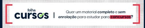 Folha Cursos