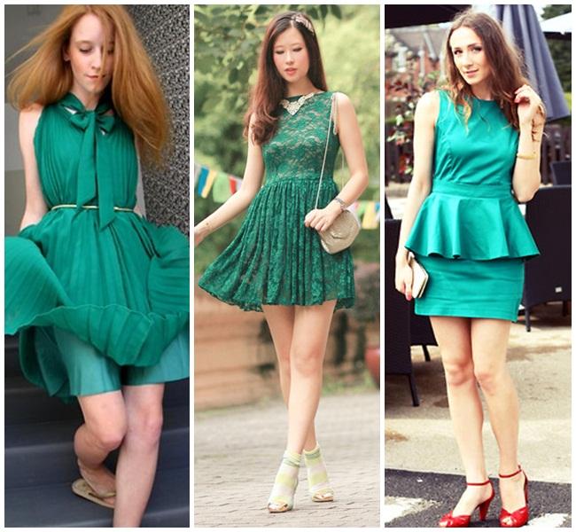 emerald - dress (3)