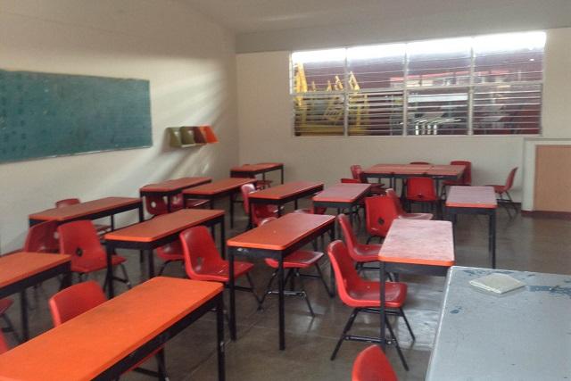 Por Covid 2.8 millones de estudiantes han dejado sus estudios en México