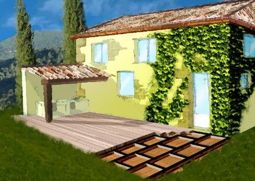 comment poser sa terrasse en bois r0mys 39 s blog. Black Bedroom Furniture Sets. Home Design Ideas