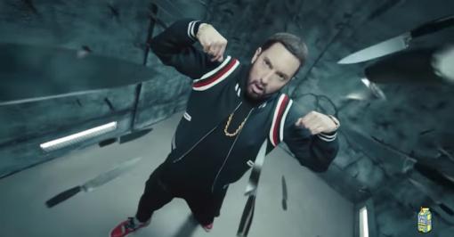 Eminem – Godzilla ft. Juice WRLD (Directed by Cole Bennett)
