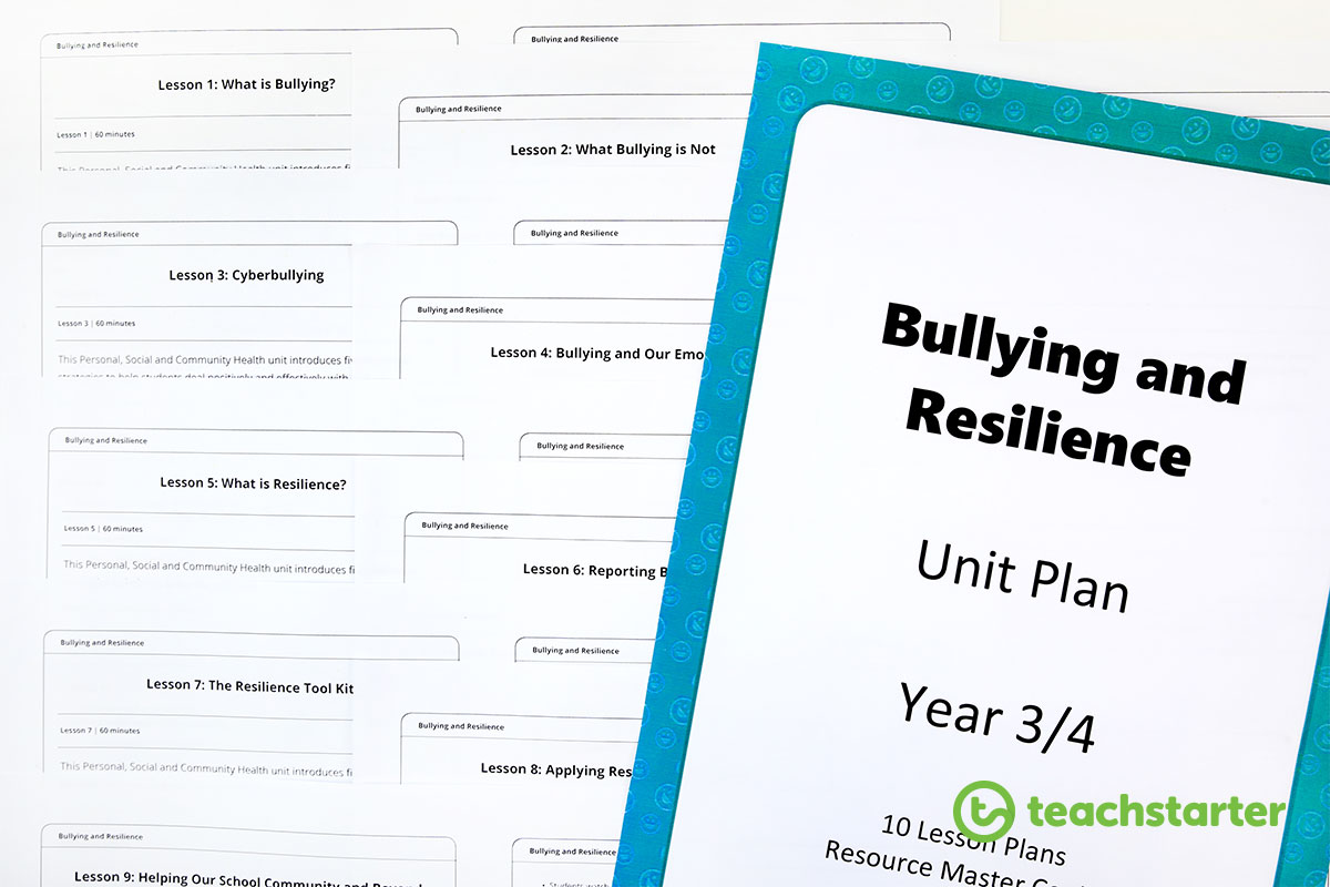 Empowering Classroom Activities And Bullying Resources For