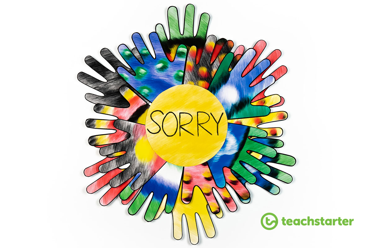 Sorry Day Activities And Supporting Resources For The