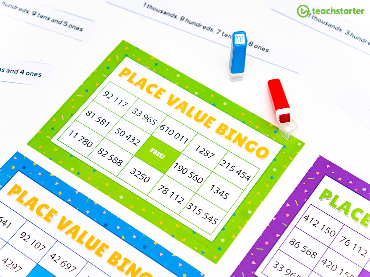 15 New And Exciting Place Value Activities