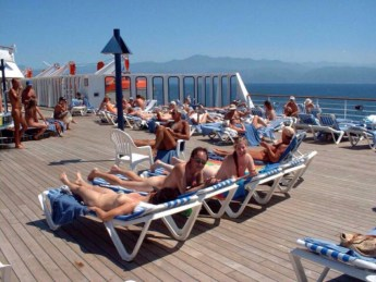 Image result for naked cruise