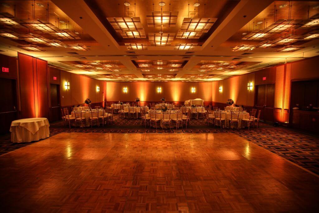wedding lighting design full service