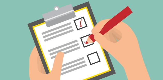 Afbeeldingsresultaat voor checklist