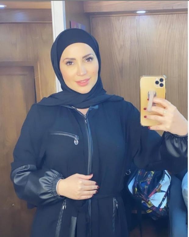 نسرين طافش بالحجاب في أحدث ظهور.. ودعاء فاروق تعلق 16085093001614067928