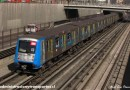 Metro de Santiago – Alstom NS2004