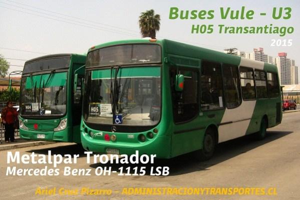 Sesión de Fotos – Metalpar Tronador (Transantiago) / WH2061