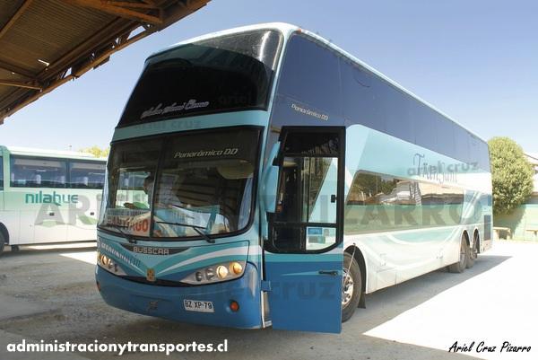 EV: Transantin en cabina, viaje entre Pichilemu – Santiago