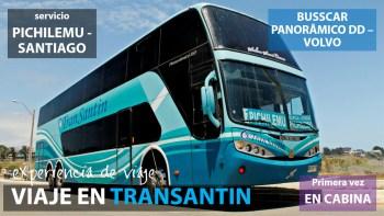 Viaje en Transantin (Cabina), desde Pichilemu a Santiago
