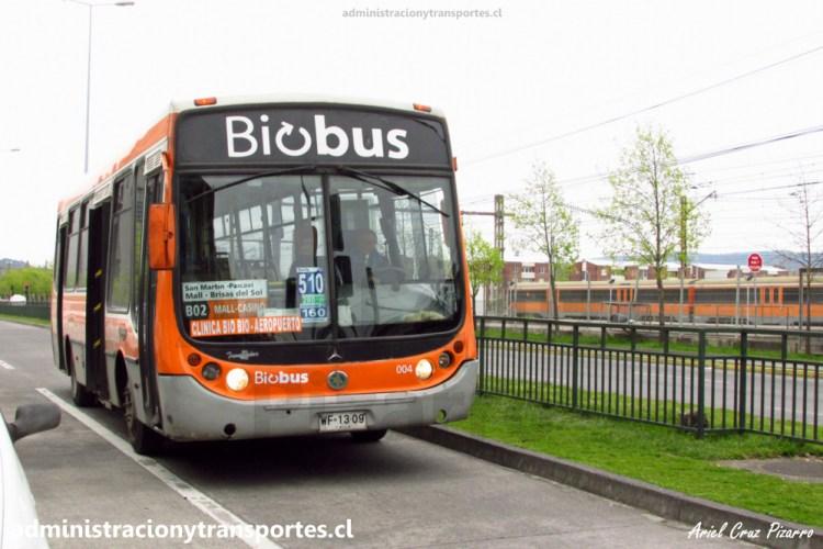 Biobus | Metalpar Tronador - Mercedes Benz OH1115 LSB / WF1309