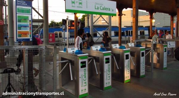 MV1 – Al matrimonio en Metro Valparaíso a La Calera (Combinación Bus+Metro)