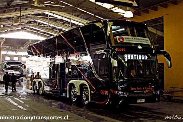 Nuevos buses 8×2 – Talca París y Londres | Modasa Zeus – Volvo