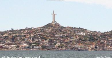 Cruz del Milenio y Coquimbo