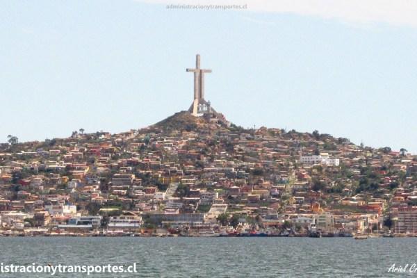 AV La Serena #4: Visita a la Cruz del Milenio de Coquimbo