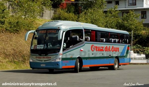 EV: Cruz del Sur en Ancud – Puerto Montt, Irizar I6