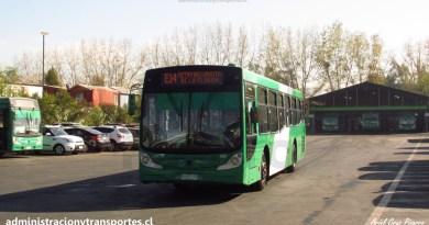 Transantiago | Visita relámpago a Diego Portales Vule