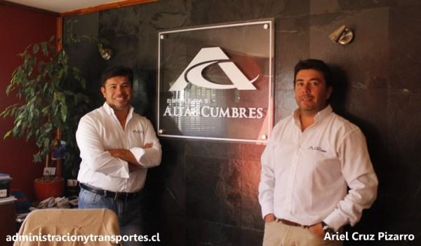 Entrevista – José Manuel Pérez – Rodrigo Pérez (Buses Altas Cumbres)