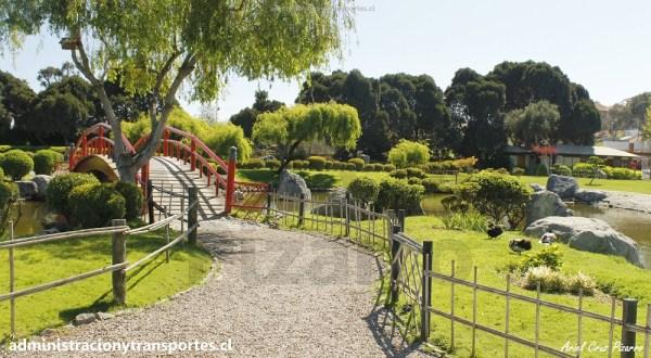AV La Serena #2: Visita al Jardín Japonés de La Serena