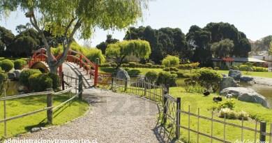 Jardín Japonés de La Serena