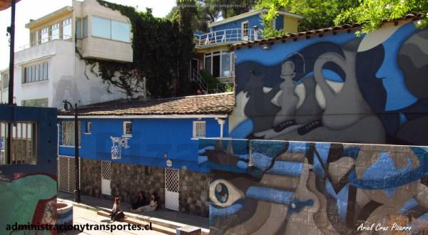 AV Santiago de Chile #6: Visita al Museo La Chascona Pablo Neruda