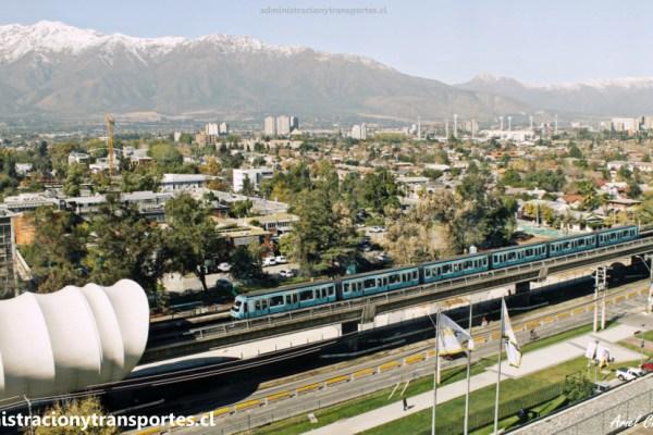 Todo de Línea 5 Metro de Santiago