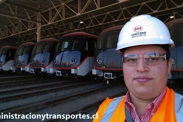 Entrevista Mauricio Martínez – Asistente de Metro en Tobalaba